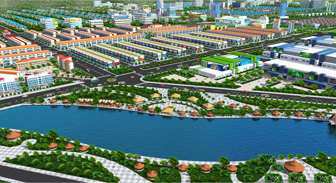 Dự án The Mall City II