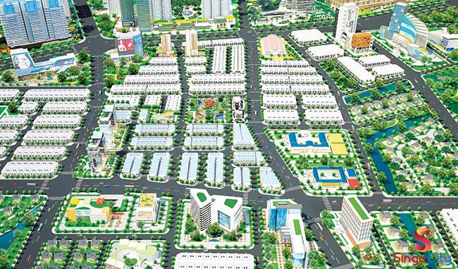 Khu đô thị Singa City - Đất vàng an cư & Đầu tư sinh lợi