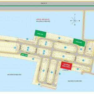 Cần sang nhượng hoặc hợp tác lô đất 1308m2 ngay tại KĐT giáp KCN VSIP2 và Thành Phố Mới. Liên hệ: 0909.94.64.34