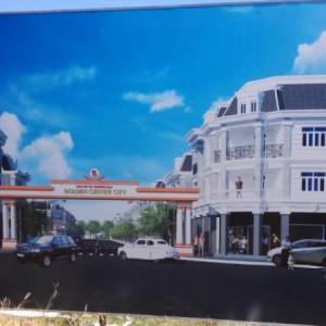 Dự án GOLDEN CENTER CITY đất nền mặt tiền Quốc Lộ 13, Mỹ phước 2, thị xã Bến Cát