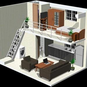 Cho thuê nhà ở Becamex khu Mỹ Phước, 30m2 có gác đúc đẹp, thoáng mát, an ninh. Liên hệ: 0985.57.40.62