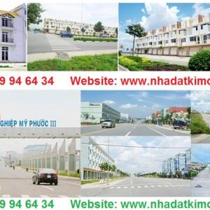 Thu mua Đất Khu K, Mỹ Phước 3 giá cao chồng tiền liền. Liên hệ: 0909.94.64.34