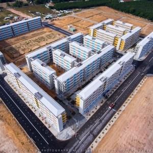 Cần bán gấp căn hộ khu nhà ở đô thị Becamex Định Hòa đối diện Đại học Quốc tế Miền Đông, dọn vào ở ngay. Đặc biệt căn góc nhé.