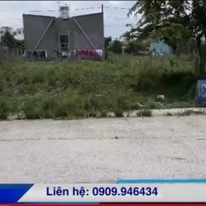 Đất nền Mỹ Phước III, thị xã Bến Cát tại Lô K29 Ô28 đường NK9 đối diện Khu công nghiệp Mỹ Phước
