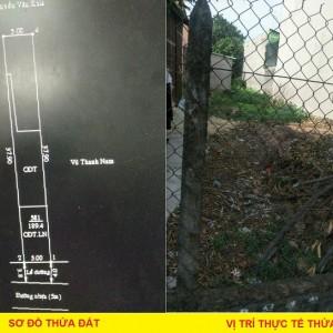 Bán đất nền 5x38 phường Phú Hòa, TPTDM thông giữa đường Lê Hồng Phong và Nguyễn Thị Minh Khai