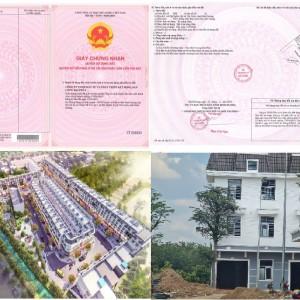 Bán Nhà và Đất LK A-31 Khu nhà ở Long Đại Phát, đường ĐT 747 phường Hội Nghĩa, thị xã Tân Uyên