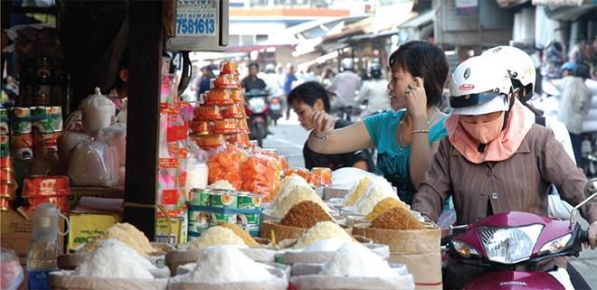 Nhất cận thị, nhị cận giang, tam cận lộ: Nhà gần chợ