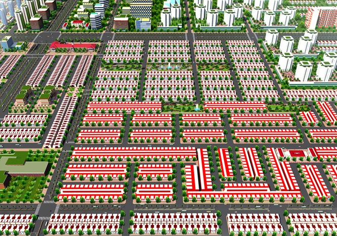 Khu đô thị RichHome 2 - Vun đắp cuộc sống mới