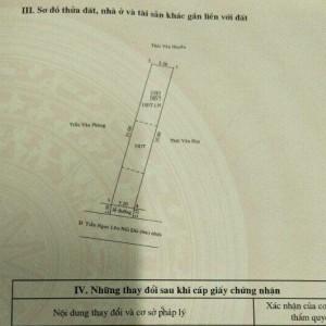 Đất nền mặt tiền Trần Ngọc Lên giá rẻ, có thổ cư, phường Phú Mỹ, thành phố Thủ Dầu Một