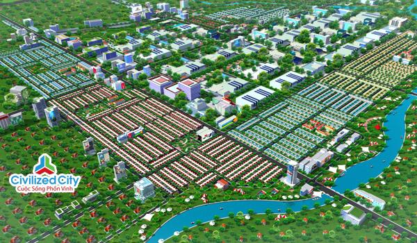 Tại sao phải mua đất dự án CIVILIZED CITY thuộc Vsip 2 thành phố mới Bình Dương ngay thời điểm này ?