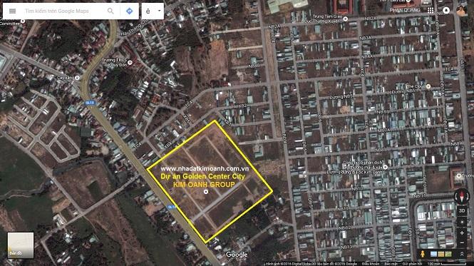 Giải mã sức hút của dự án Golden Center City của Kim Oanh Group