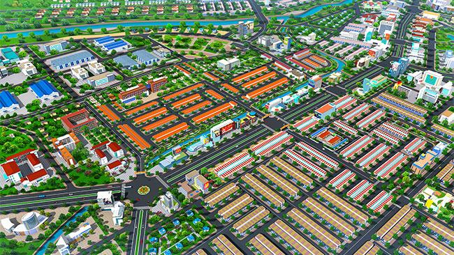 Những ưu thế nổi bật của dự án Golden Center City 2 của Kim Oanh Group